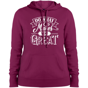 Do What Makes You Great Women's Hoodie