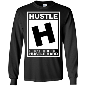 Hustle Rated H Long Sleeve Shirt