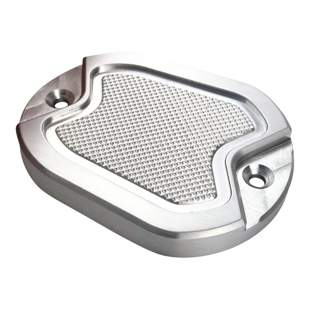 Master Cyl Cover Sportster 2004-2017 Brushed Knurled