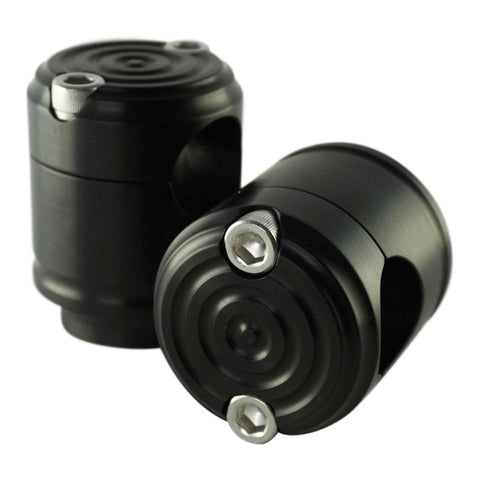 Keg Risers for Springers: Black