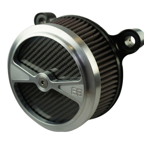 Air Cleaner Kit - F1 - HD Big Twin Models - Raw