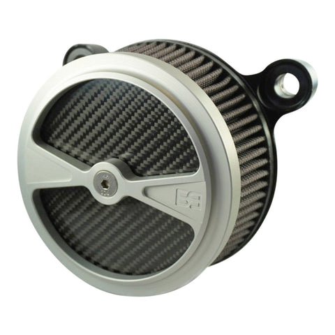 Air Cleaner Kit - F1 - HD Big Twin Models - Clear