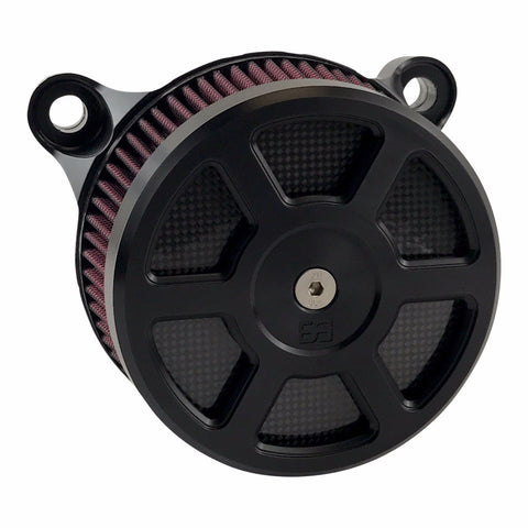 Air Cleaner Kit - Defender - Sportster Models - Black
