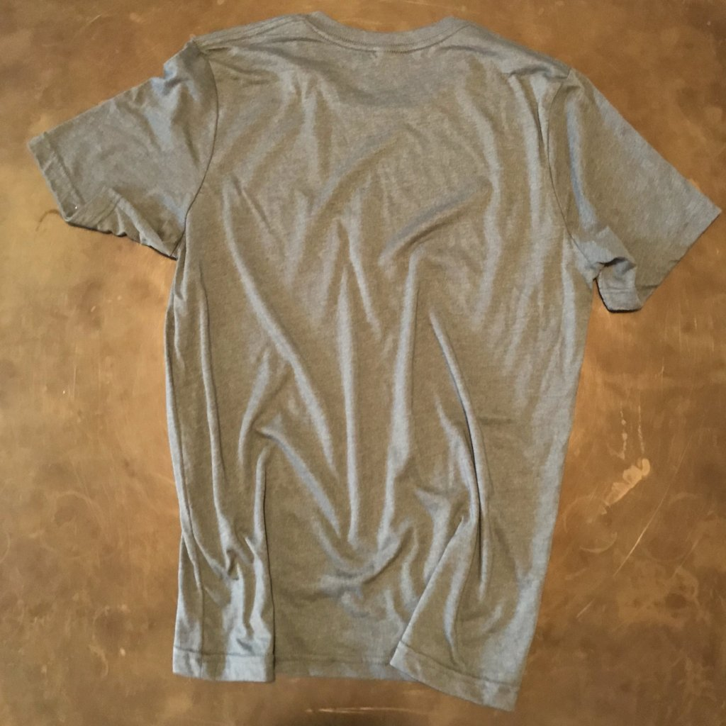 Wings ss Tshirt - Military Green
