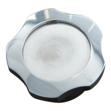 Challenge Coin Fuel Cap - Polished