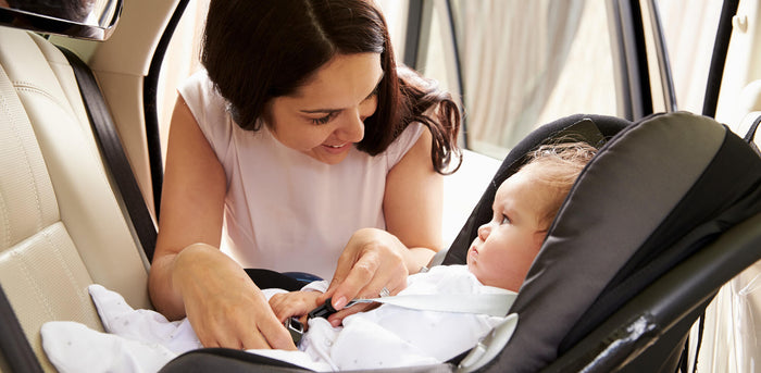 Traveling Tips with Your New Baby on Board