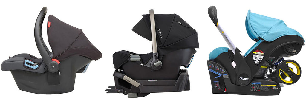 Get Your Car Ready for Your New Baby Infant Seats