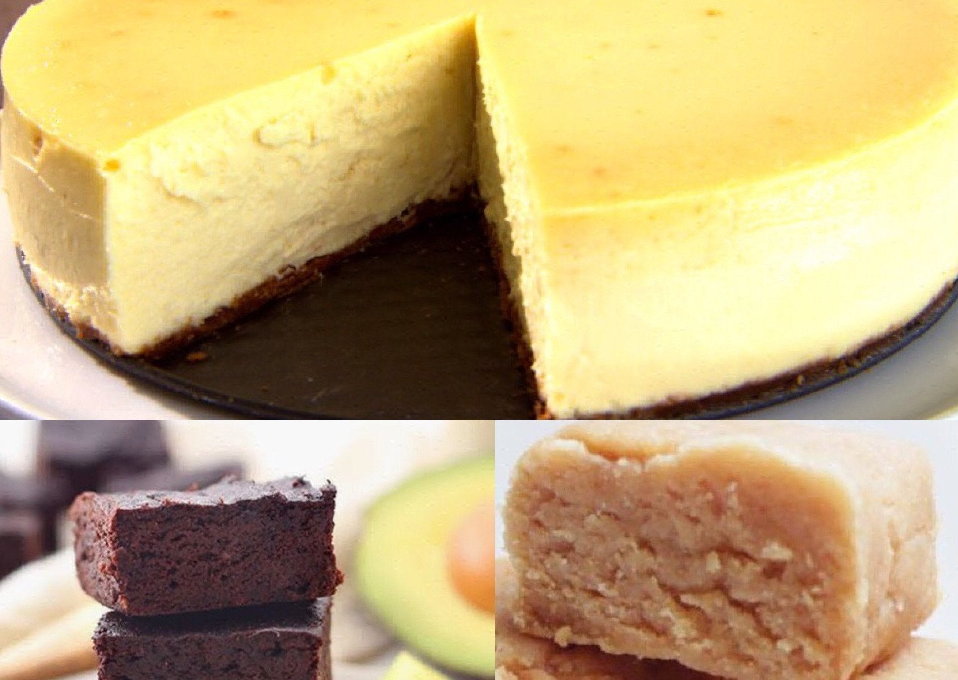 Protein Packed Desserts