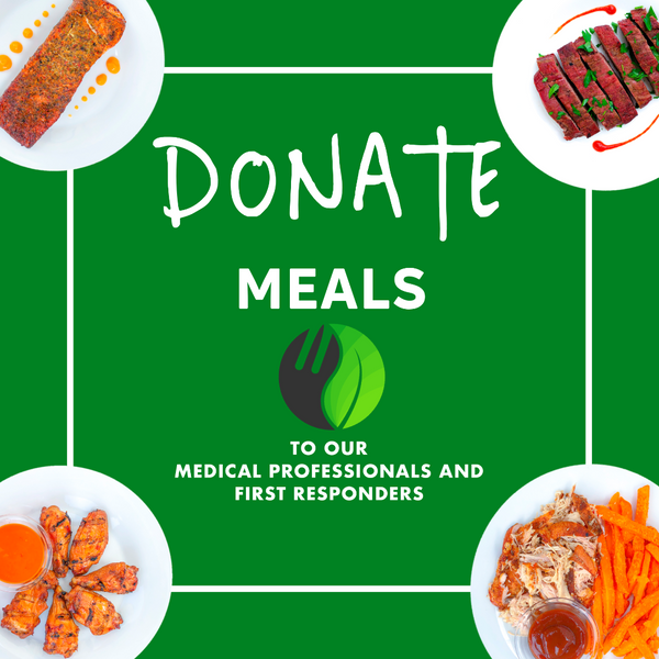 Gift Meals to Medical and First Responders