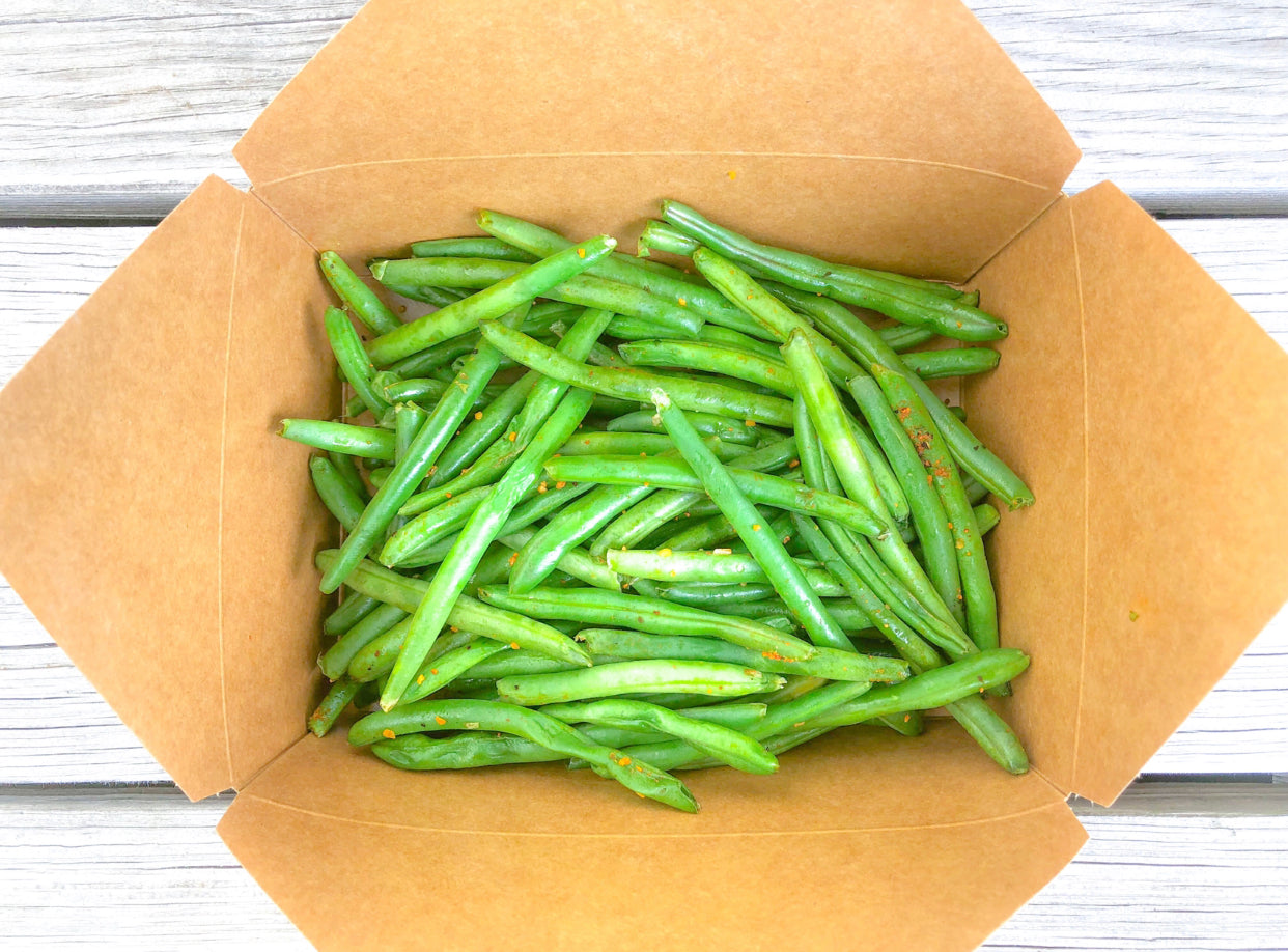 Salt-Free Seasoned Green Beans (1 pound)