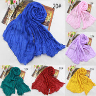 2016 Summer Sunscreen American and Europe Candy Hot head scarf women's shawls and scarves india ladies female scarves headband