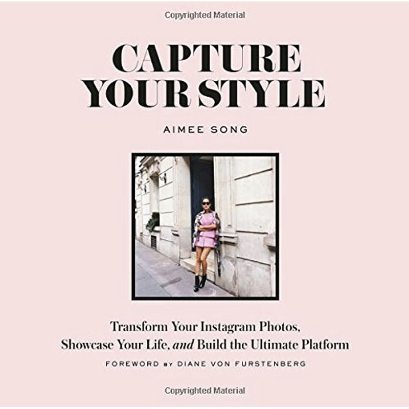 Capture your style by fashion blogger Aimee Song @songofstyle. Instagram Pics.