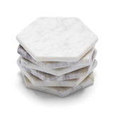 Marble Basics - Basic Hexagonal Coaster