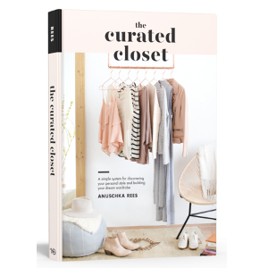 The Curated Closet by Anuschka Rees | Shop it at Simple Palette