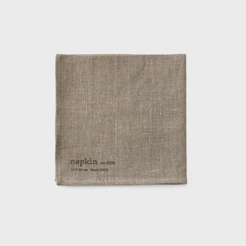 Fog Linen Napkin - Natural | Simple Palette