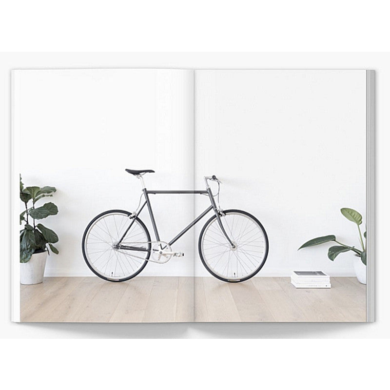 Hey Gents Magazine Issue 2 bike