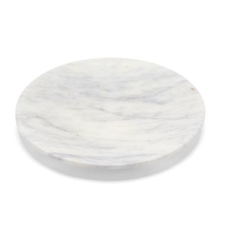 Marble Basics - Big Flared Dish | Simple Palette