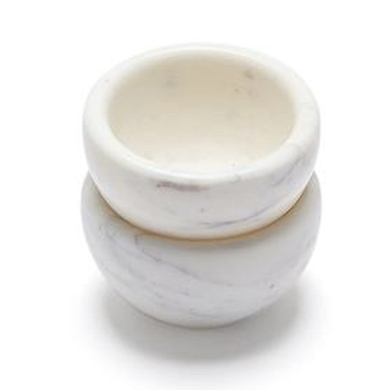 Marble Basics - Marble dual vessels | Shop it at Simple Palette