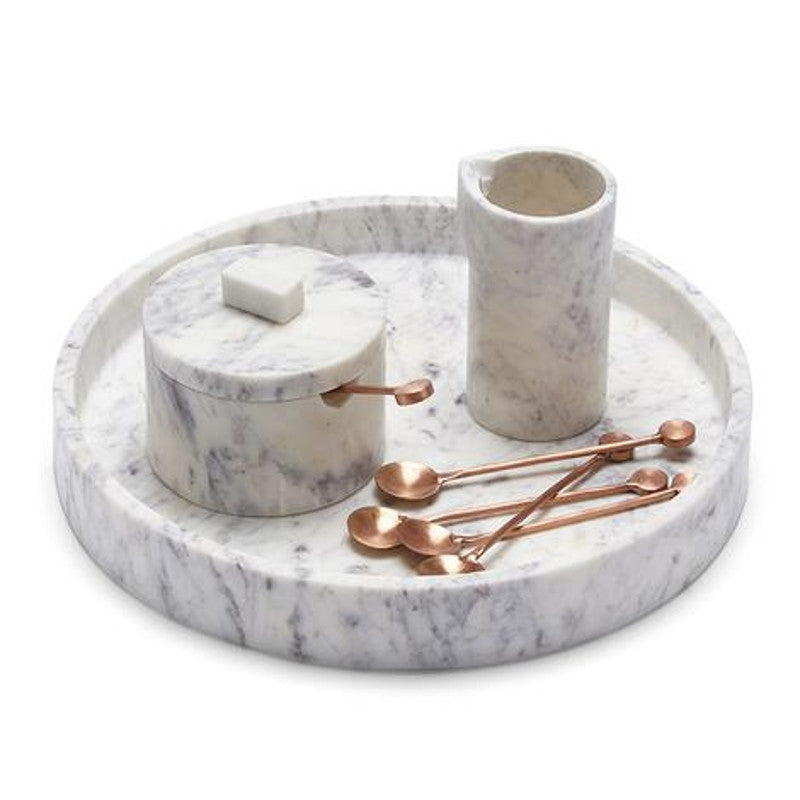 Marble Basics - Marble sugar box | Shop it at Simple Palette