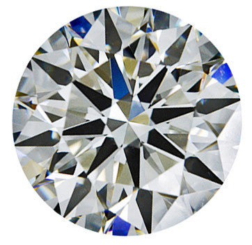 0.46ct F-VS1 Round Brilliant Cut Round Diamond