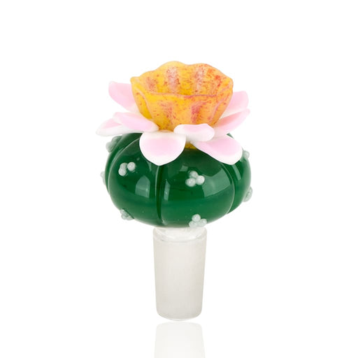 14mm Bowl - Peyo Cactus Flower On sale
