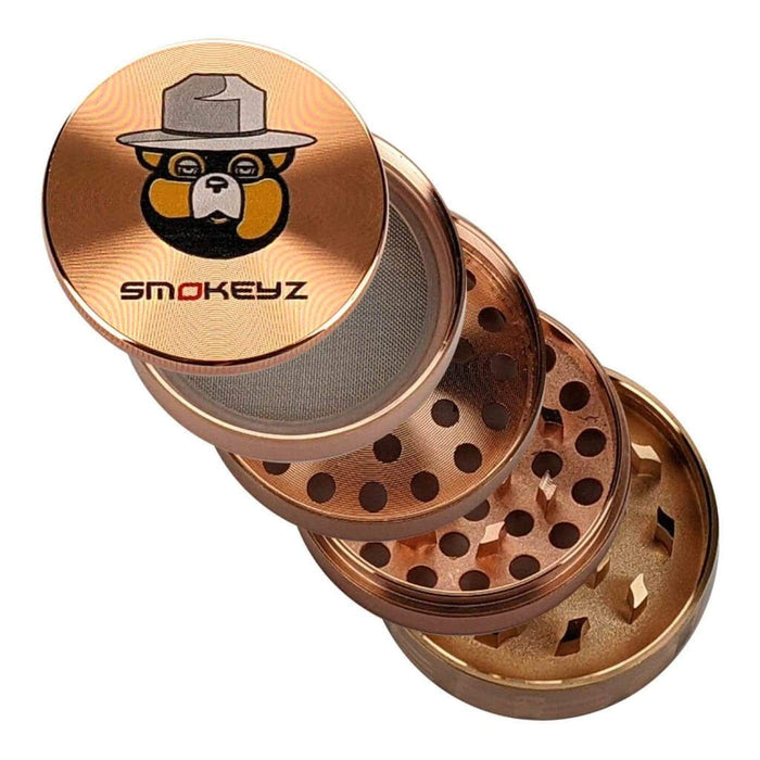 5-part Copper Grinder-ashtray On sale