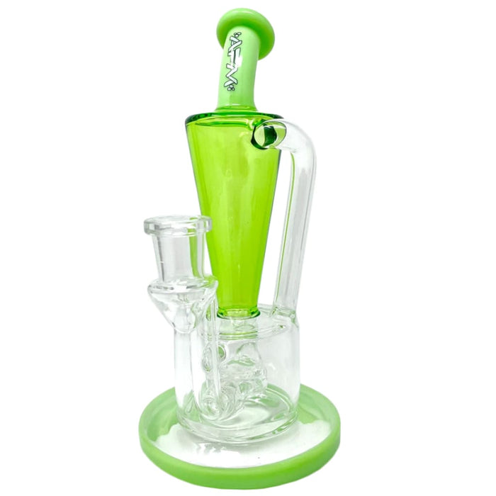 Afm Glass T460 Recycler - Green On sale