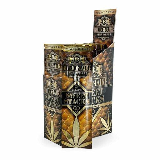Billionaire Hemp Wraps On sale