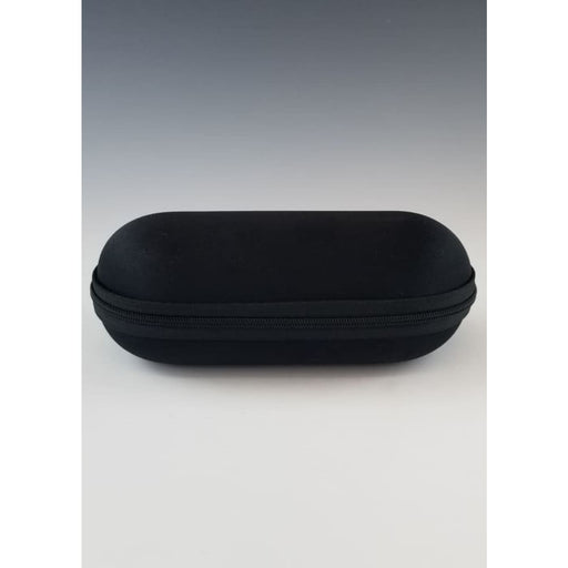 Black Hard Shell Case for Glass Pipes On sale