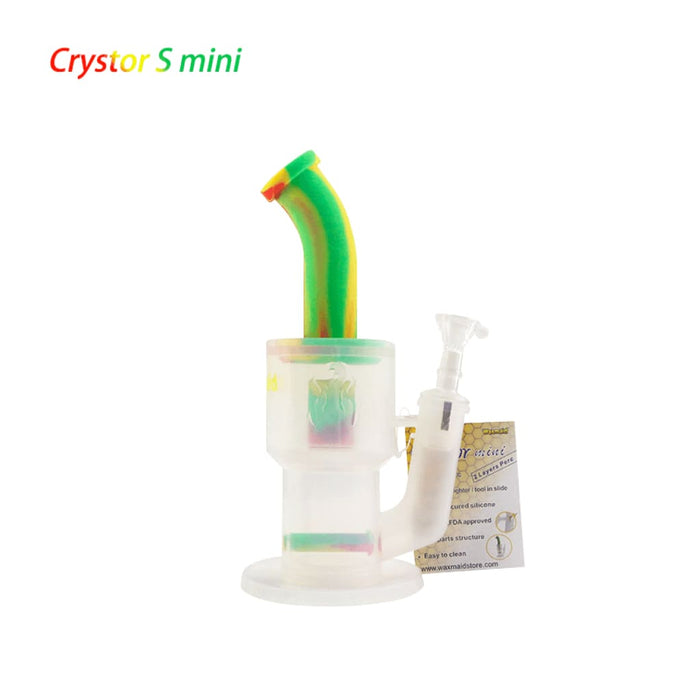 Crystor s Mini Transparent Silicone On sale
