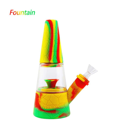 Fountain Silicone Water Pipe On sale