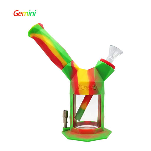 Gemini 2-in-1 Water Pipe & Nectar On sale