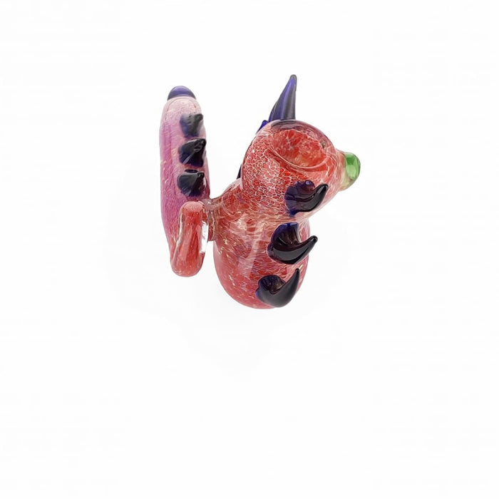 Heady Spiked Creature Pipe