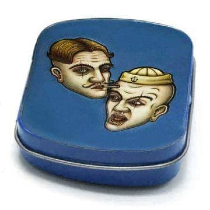Mini Tin Box On sale