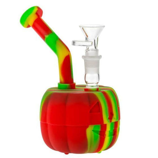 Pumpkin Silicone Water Pipe On sale
