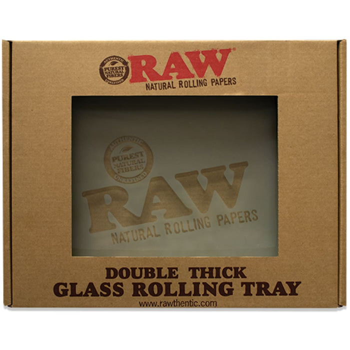 Raw ice frosted rolling tray On sale