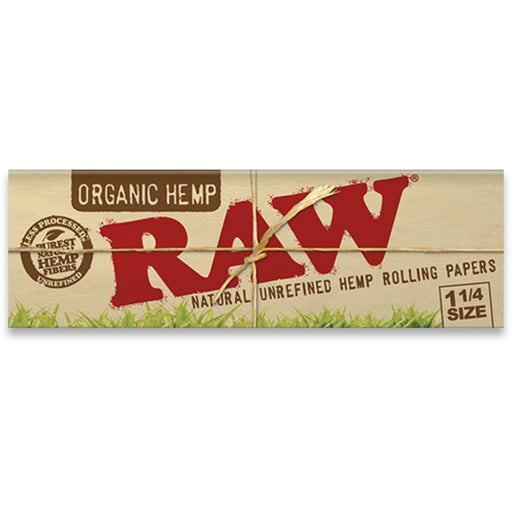 Raw Organic Hemp 1¼ On sale