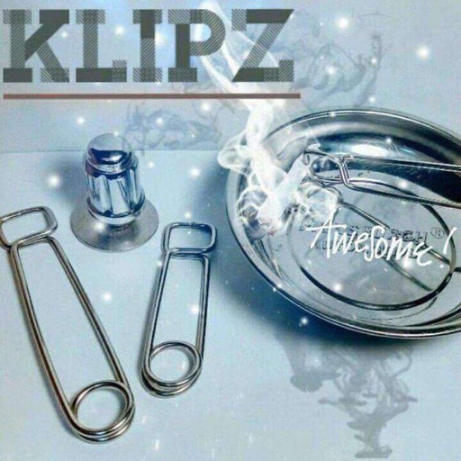 Roach Clips - @420klipz - Stainless On sale