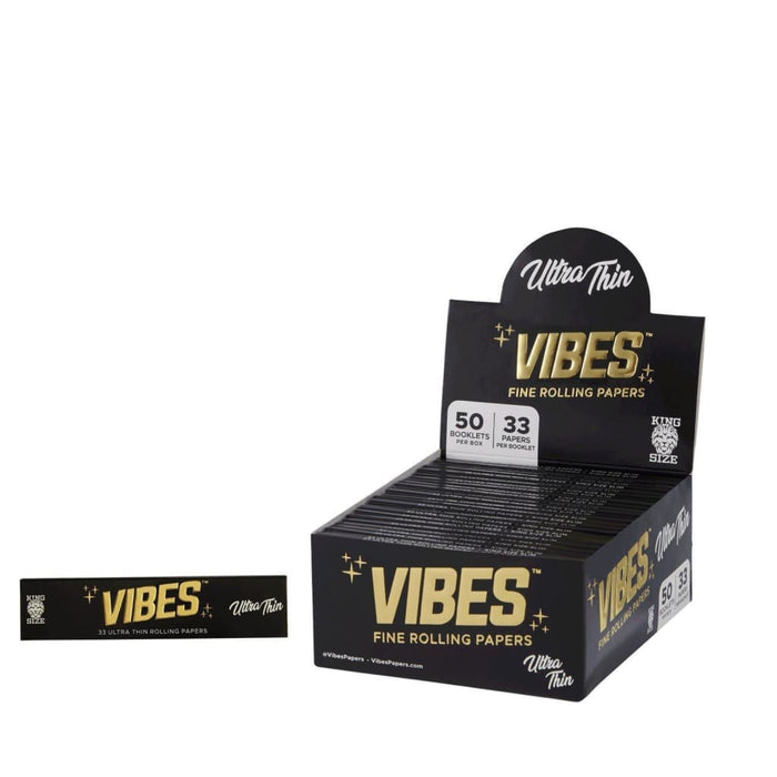 Ultra thin King Size Rolling Paper On sale