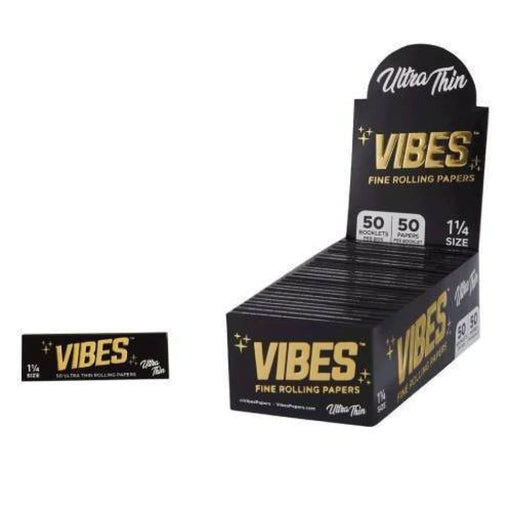 Ultra thin Rolling Papers 1 1/4 On sale