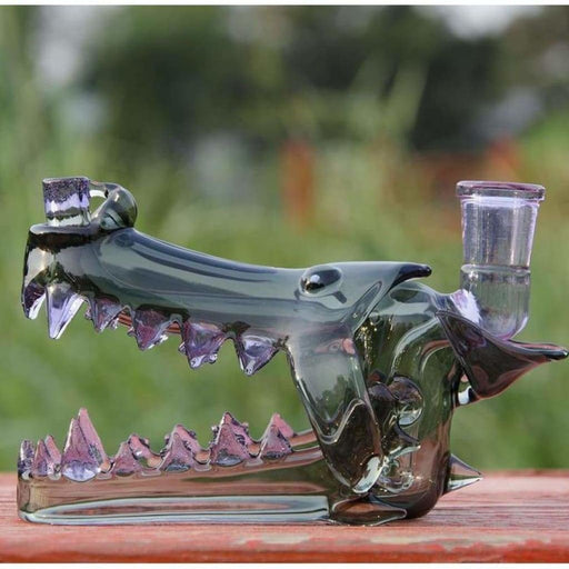 Wolf Head Water Pipe