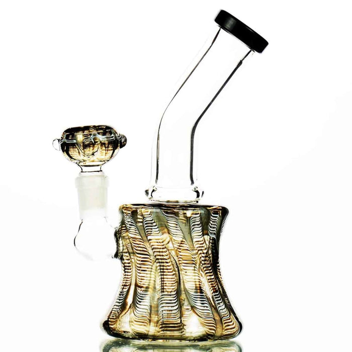 Wrap & Rake Color Beaker Glass On sale