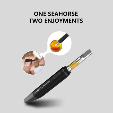Electric Nectar Collector Seahorse by