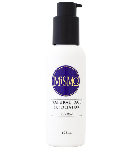 Natural Face Exfoliator 125ml