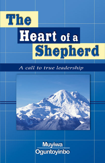 The Heart of a Shepherd - Spring Leaf Books