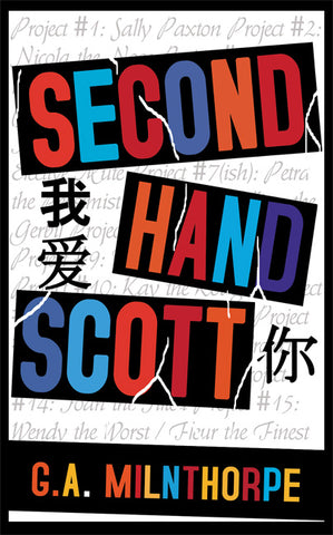 Second Hand Scott by G.A. Milnthorpe