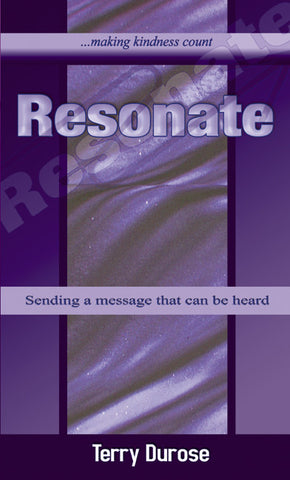 Equipping for evangelism - Resonate