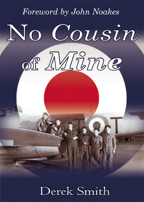 Autobiography and world war 2 historical - No Cousin of Mine