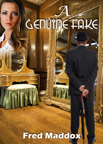 Thriller suspense novel - A Genuine Fake