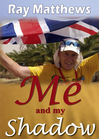 Marathon inspiration - Me and My Shadow